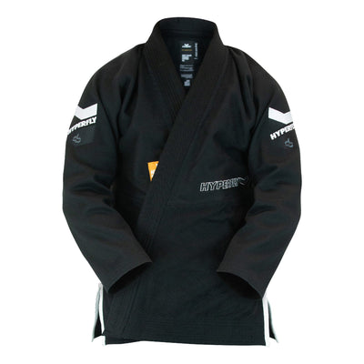 JudoFly X (3) Kimono - Adult DO OR DIE Black A0S