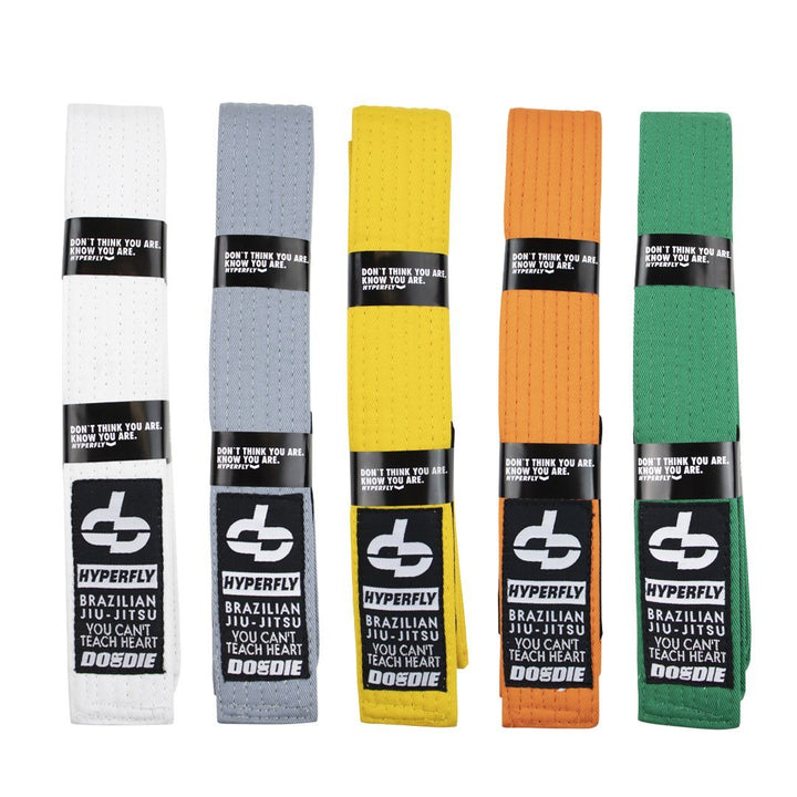 Junior Jiu Jitsu Belt Gi Belt Hyperfly