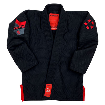 Junior Starlyte Black KIMONO / GI DO OR DIE