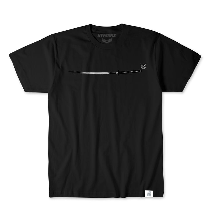 Katana Kid Tee Apparel - Tee Hyperfly