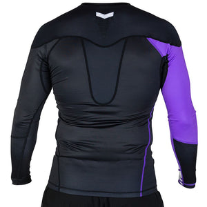 Long Sleeve Supreme Ranked Rash Guard II Rash Guard DO OR DIE