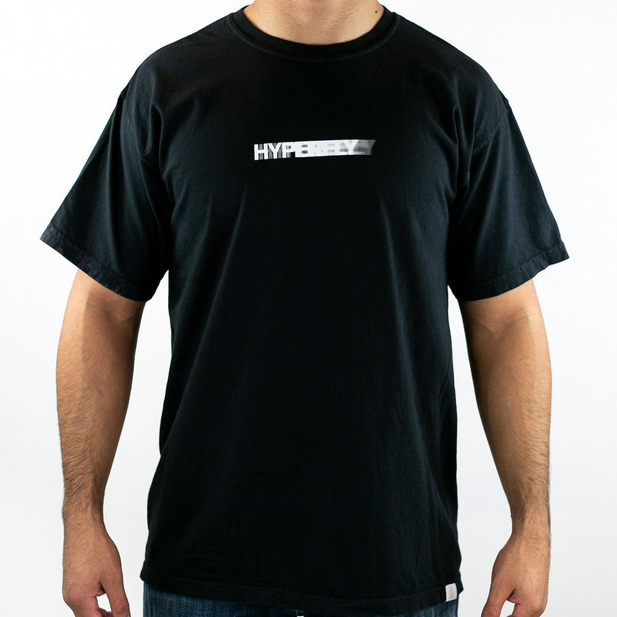 Motion Tee Tee Shirt Hyperfly Black X Small