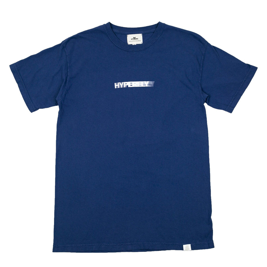 Motion Tee Tee Shirt Hyperfly China Blue X Small