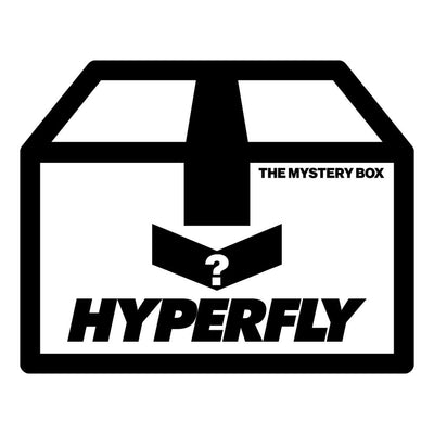 Mystery Box Hyperfly White X Small / A0
