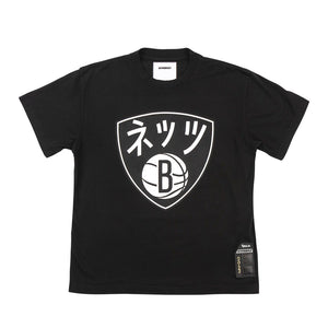 NBA x HYPERFLY Katakana Tee / Nets Hyperfly Small