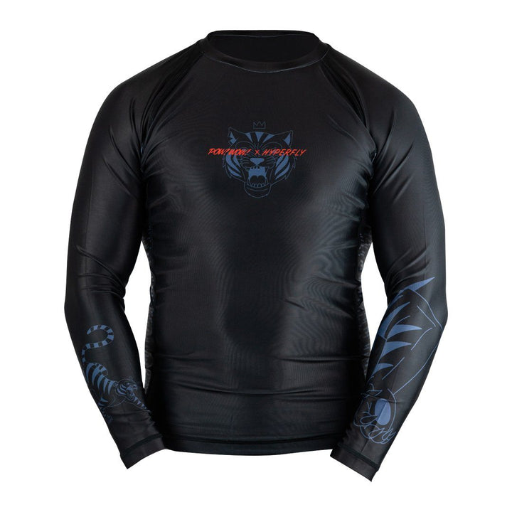 Pow! Wow! Rashguard No Gi - Rash Guard Hyperfly X Small