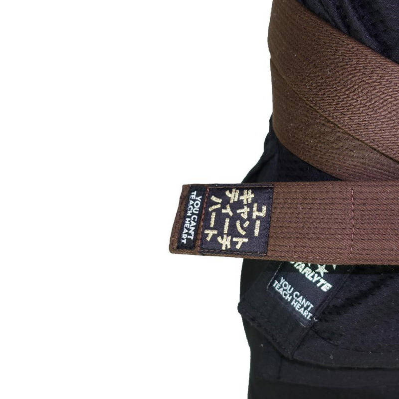 Premium Jiu Jitsu Belt Gi Belts DO OR DIE