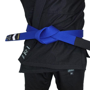Premium Jiu Jitsu Belt Gi Belts DO OR DIE Blue A0