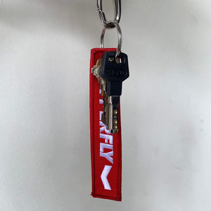 Remove Before Fight - Key Chain. Compression DO OR DIE