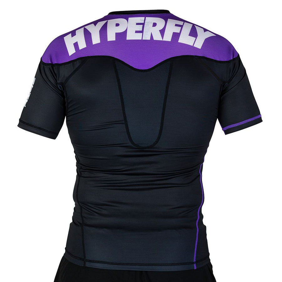 Short Sleeve Supreme Ranked Rash Guard II Rash Guard DO OR DIE