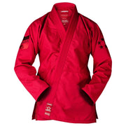 Starlyte Red Kimono - Adult Hyperfly Red w/Burgundy F0