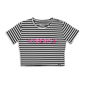 Striped Tee Hyperfly Small
