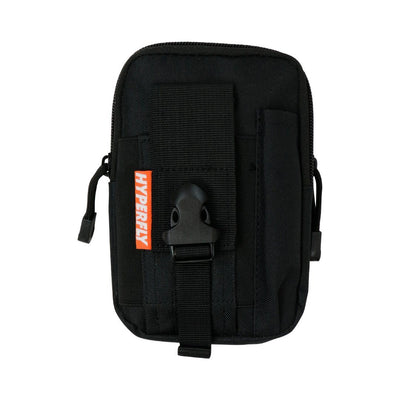 Survival FlyPack Gear Bag Hyperfly Black
