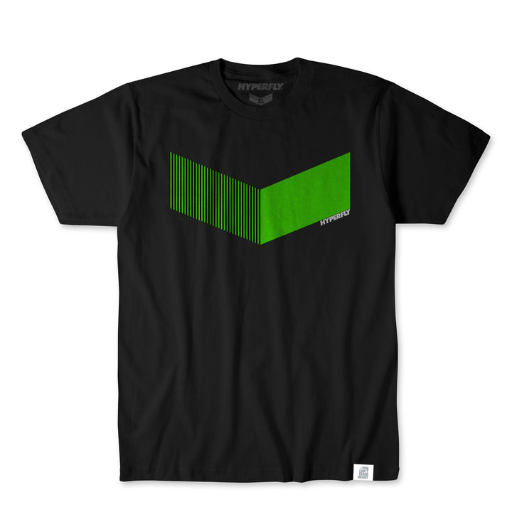 The Iconic Tee Apparel - Tee Hyperfly Neon Green X Small