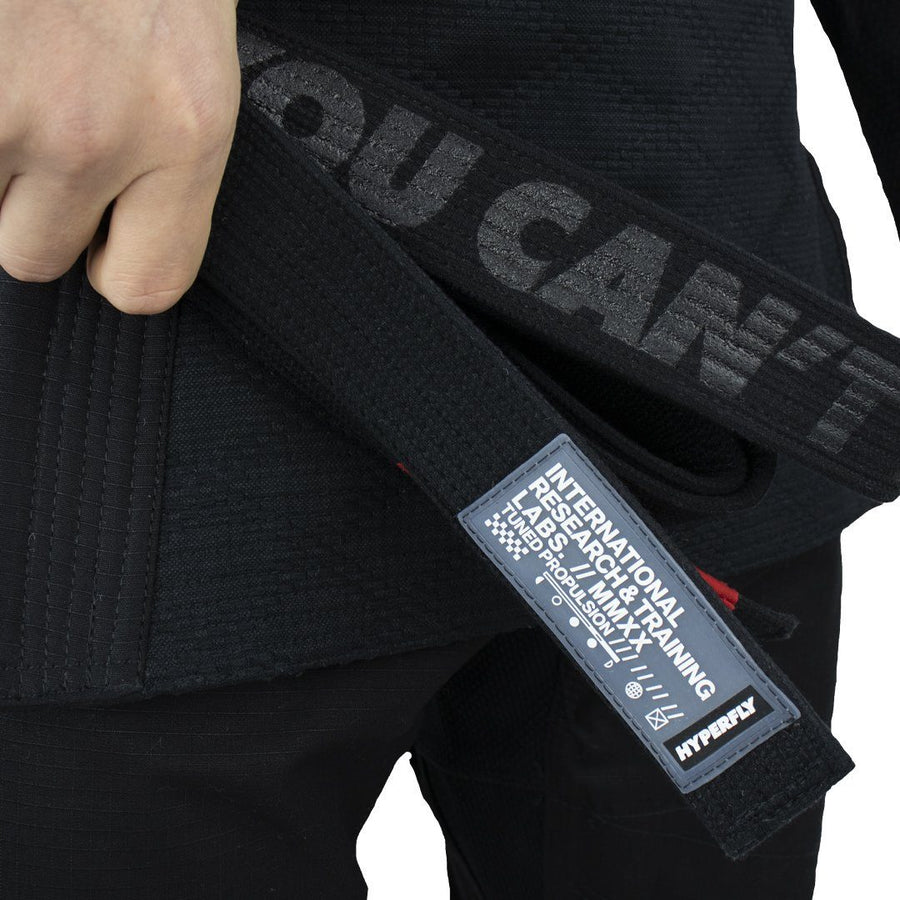 The YCTH. Belt Gi Belt Hyperfly