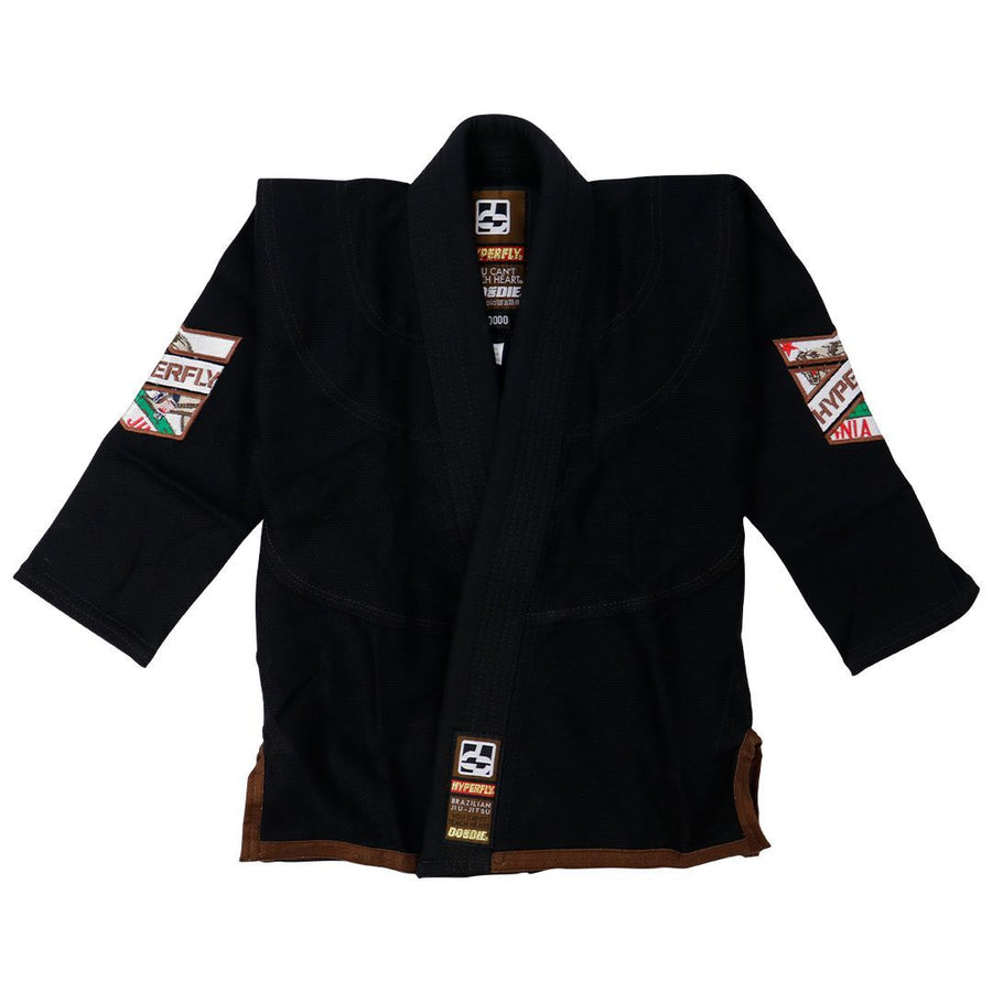 Thrift - Junior California Gi Kimono - Thrift DO OR DIE M0000 Black