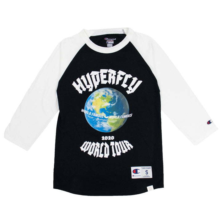 World Tour Tee Apparel - Tee Hyperfly Small
