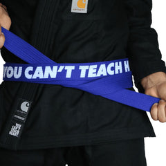 YCTH. Belt Gi Belts DO OR DIE Blue A0