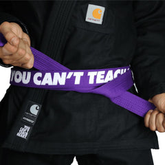 YCTH. Belt Gi Belts DO OR DIE Purple A0