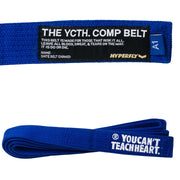 YCTH. Comp Belt Gi Belts DO OR DIE Blue A0