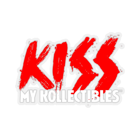 KISS My Kollectibles - Stickers