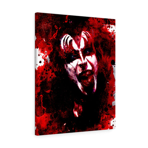Demon Blood - Fine Art Canvas Gallery Wraps