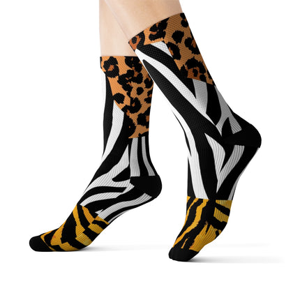 Animal Style - All Over Print Socks
