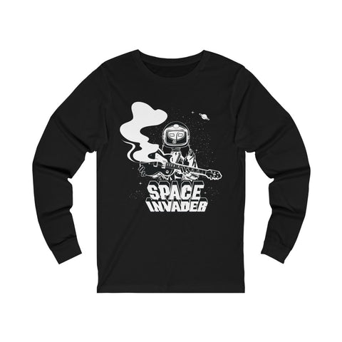 Space Invader - Long Sleeve Tee
