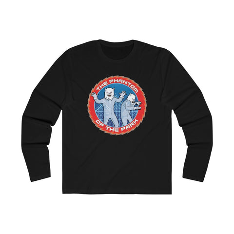 Phantom Wolfmen - Long Sleeve Tee