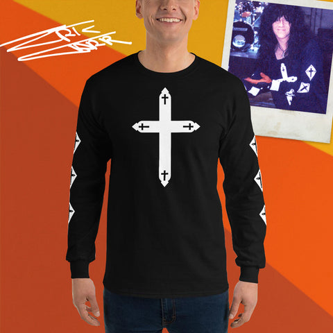 Eric Carr God Gave Rock and Roll to You - Long Sleeve Shirt