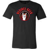 Decibel Geek - Men's Classic Tee