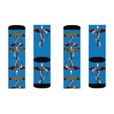 Sam T Serpent - All Over Print Socks