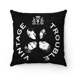 Vintage Trouble Tour - Double-sided Pillow