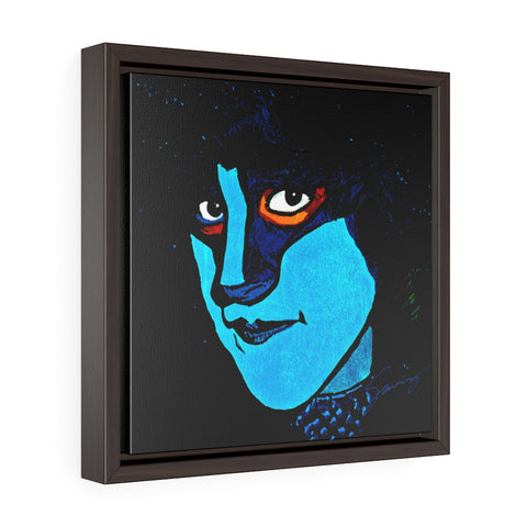Eric Carr, Creature - Square Framed Premium Gallery Wrap Canvas