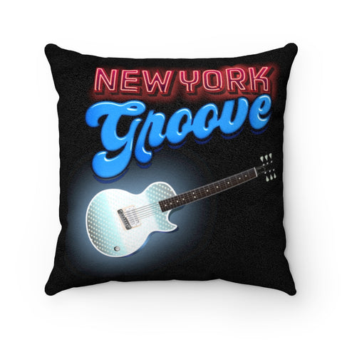 New York Groove - Pillow