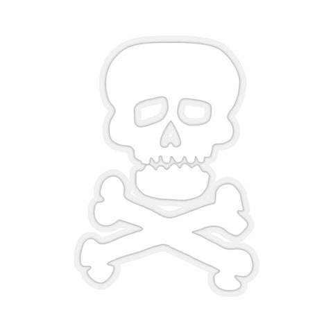 Demon Skull - Stickers