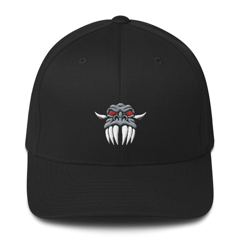 Dragon Face - Embroidered Baseball Hat