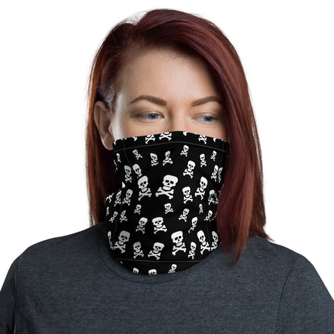 Demon Skulls - Neck Gaiter