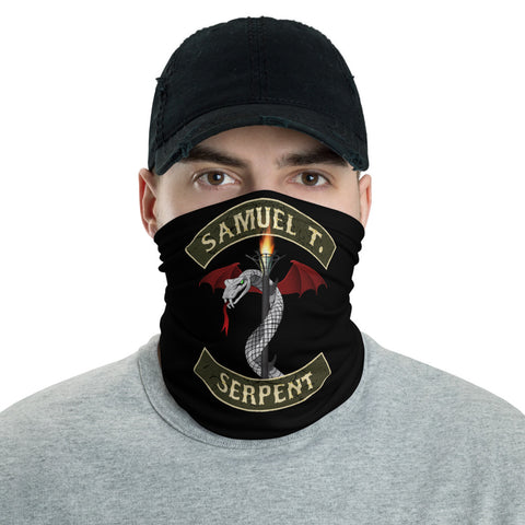 Sam The Serpent - Neck Gaiter