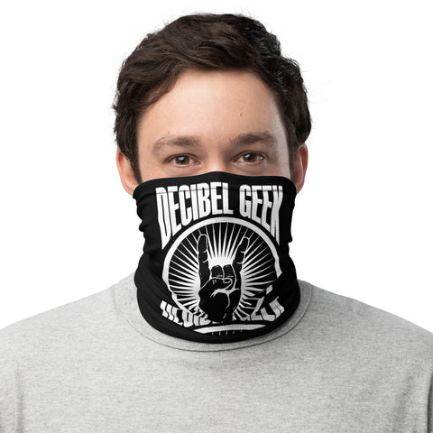Decibel Geek - Neck Gaiter