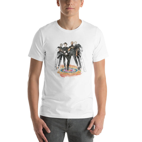 Vintage Trouble Stand - Men's Classic Tee