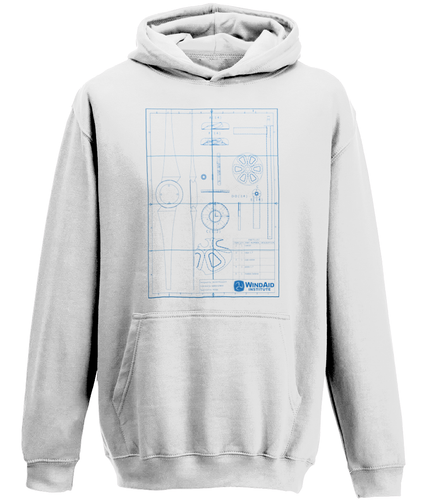 Blueprint WindAid Unisex Hoody (5 colours)