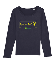 Load image into Gallery viewer, Light Up a Life Long Sleeve Tee - Ladies