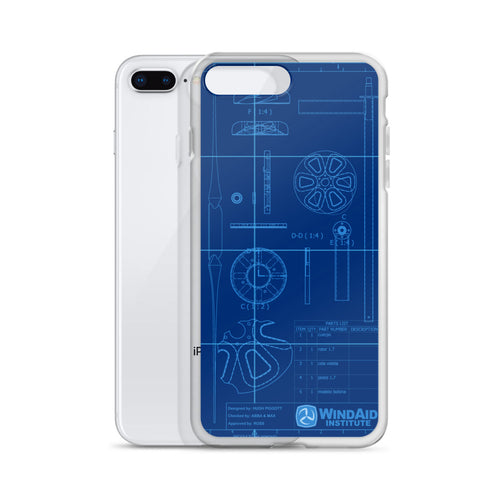 WindAid Turbine iPhone case