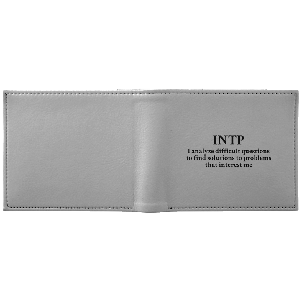 INTP – My 4 Letters