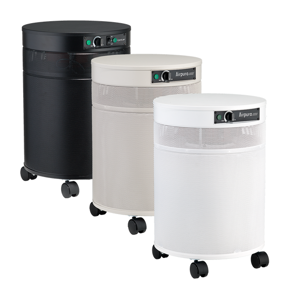 Airpura V600 air Purifier against the use of Volatile organic compounds, and chemical o2health