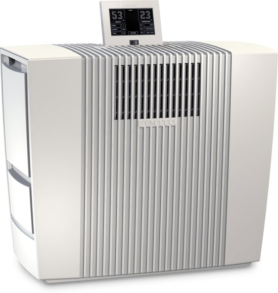 Venta LW60T Humidification 150m² and Air cleaning 80m² white with Remote control. - o2health