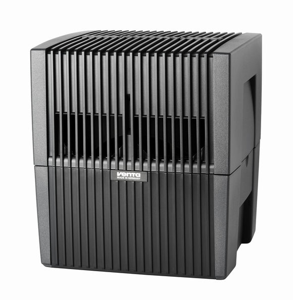 VENTA LW25 AIRWASHER antraciet/metallic 40M2 - o2health