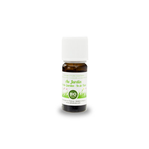 Airnatural Organic, natural essential oil - Eucaluptus - 10 ml - o2health