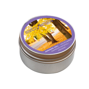 Stylies Aroma gel - Ceder/sandel - Autumn - o2health